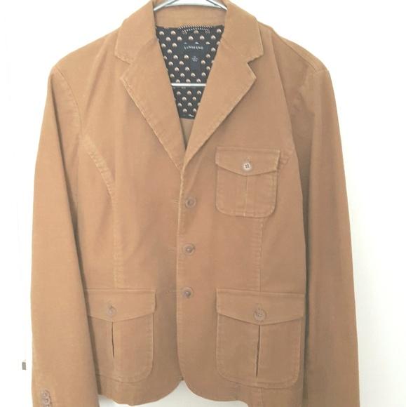 Lands' End Jackets & Blazers - Lands' End cord blazer size 12 petite